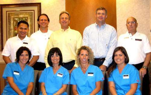Wasserman Chiropractic team